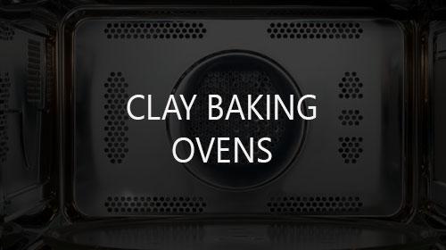 Clay Baking Ovens
