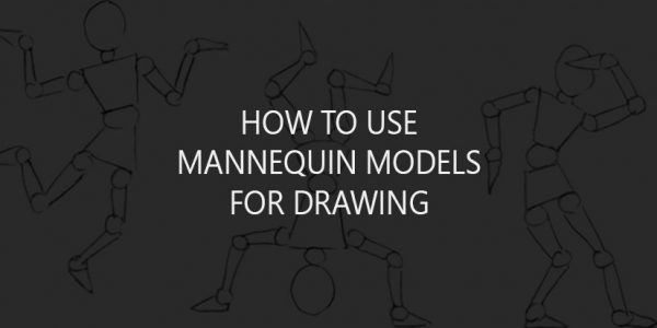 How to Use Art Mannequin Models for Drawing